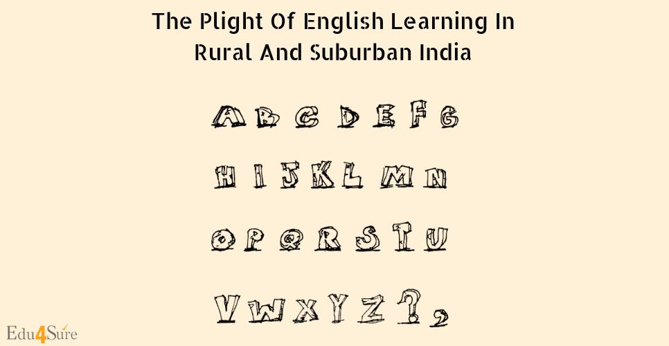 Plight-English-learning-Rural-Suburban-India