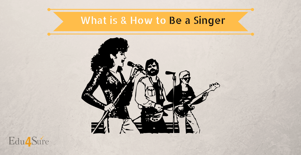 Choose a Career as Singer