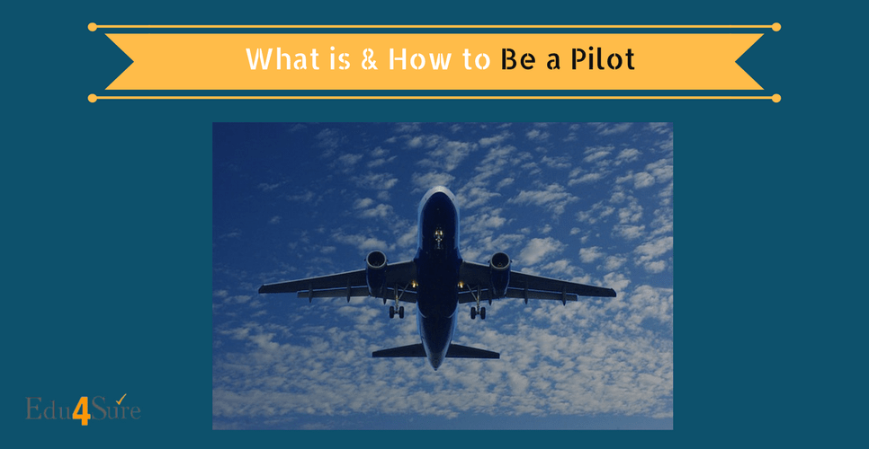 Choose Career as Pilot