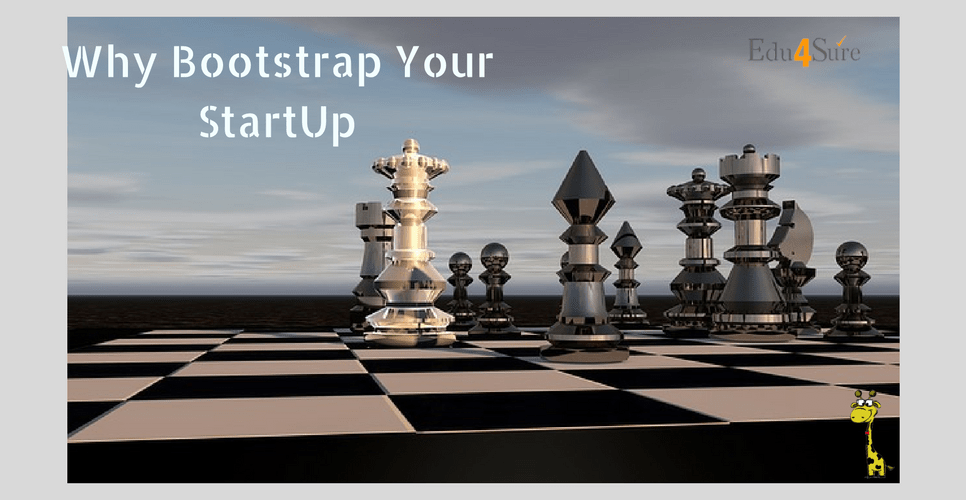 Why-Bootstrap-Startup