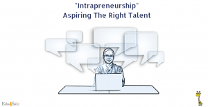 Intrapreneurship - Aspiring The Right Talent