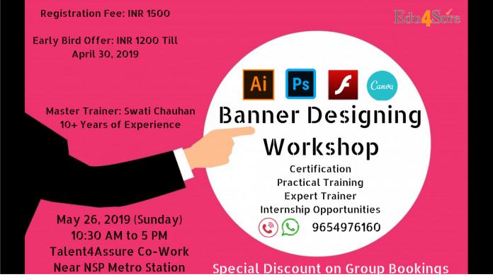 Banner-Designing-Workshop-Edu4Sure