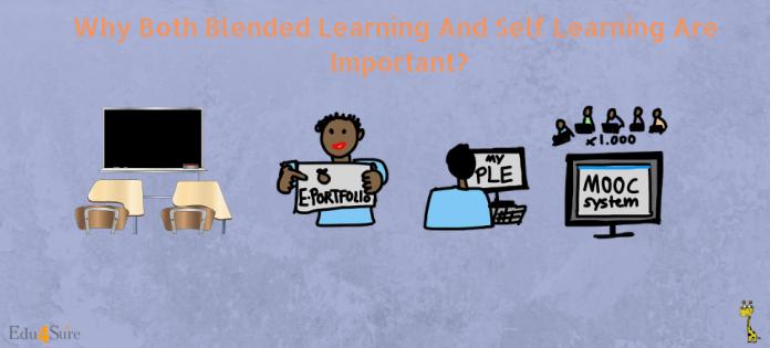 Blended-Self-Learning-Edu4Sure