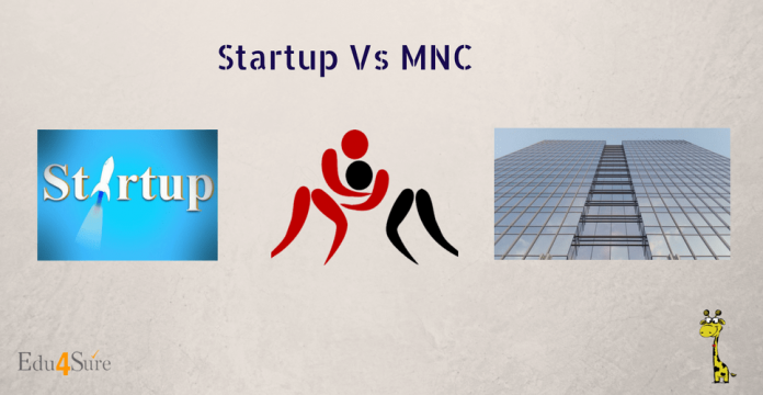 Startup-Compares-MNC