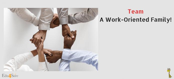 Team-Work-Oriented-Family-Edu4Sure
