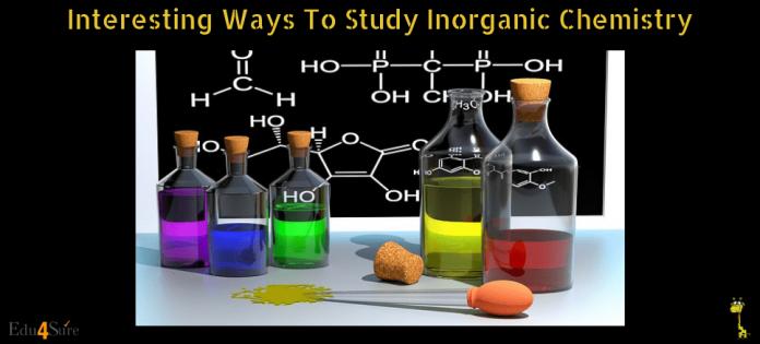 Ways-Study-Inorganic-Chemistry
