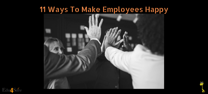 Ways-make-employees-happy