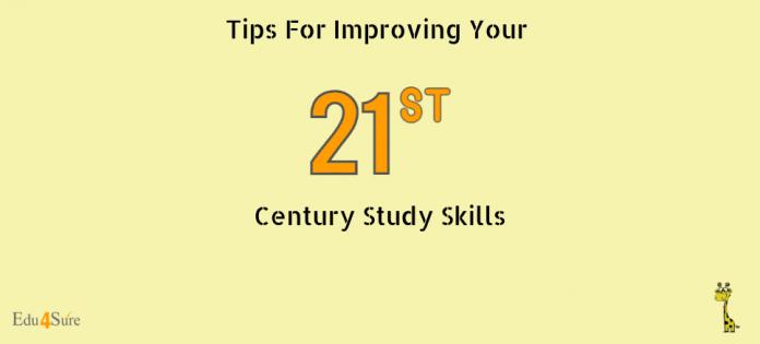 Tips-Improving-21st-Century-Study-Skills-Edu4Sure
