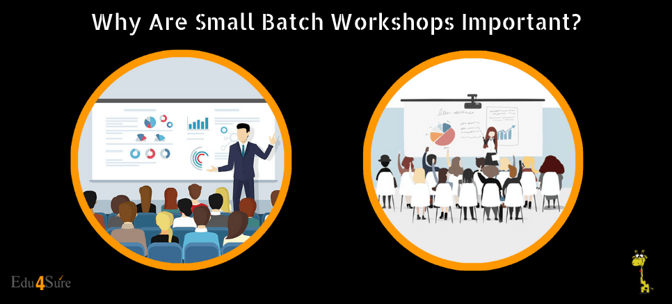 Why Are Small Batch Workshops Important?