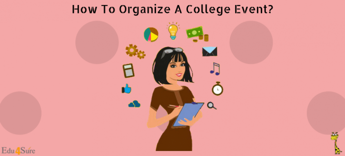 How-Organize-College-Event