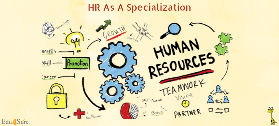 HR As A Specialization
