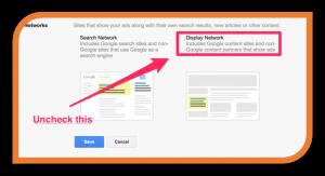 Display-network