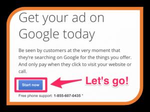 Google-Adwords-Start