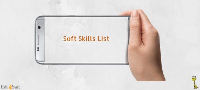 Soft-Skills-List-Edu4Sure